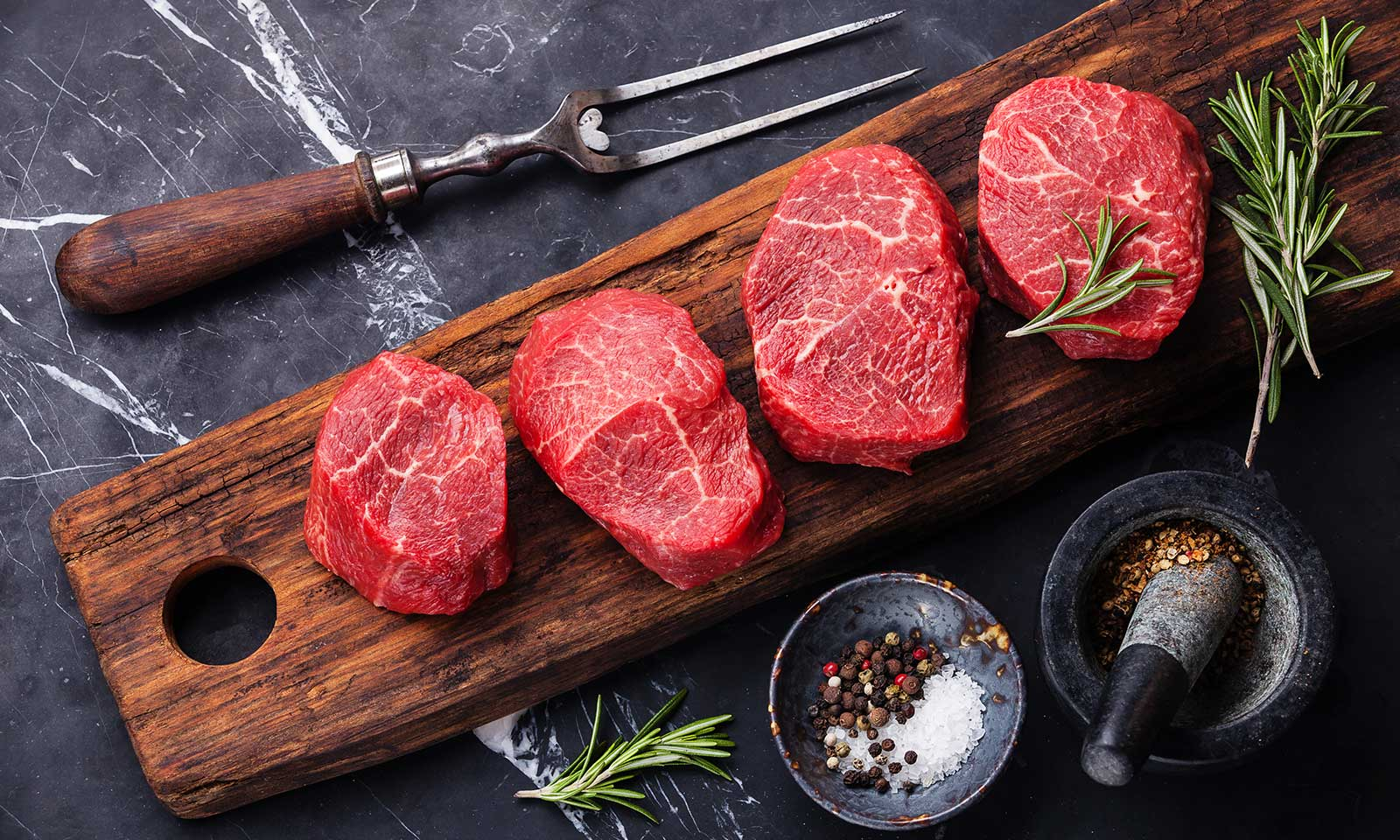 Five Great Reasons To Eat Red Meat