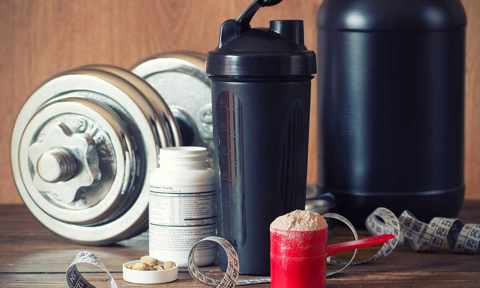 Five Things You Need To Know About Protein Supplements