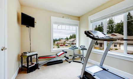 Four Fantastic Reasons To Build A Home Gym