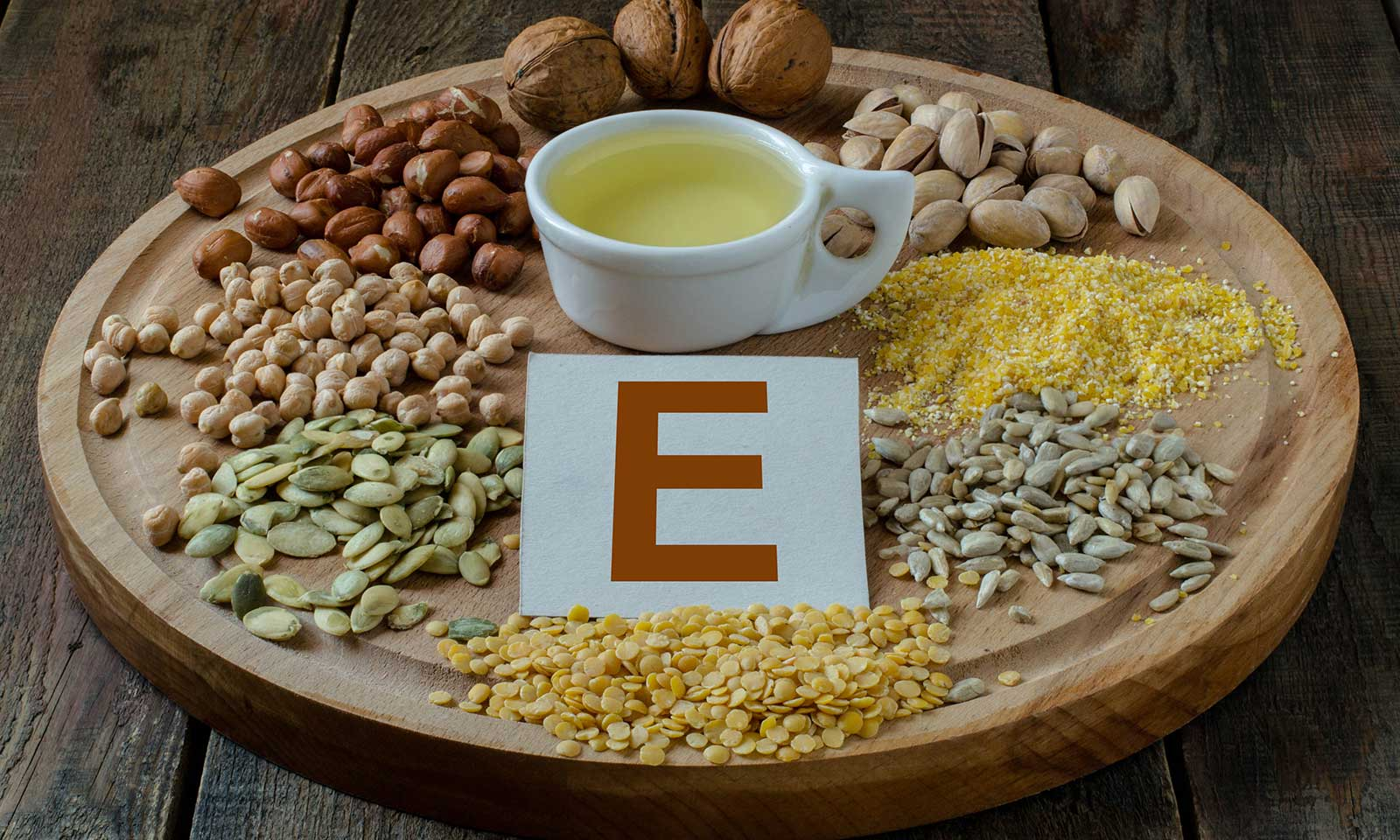 Four Of The Best Sources Of Vitamin E