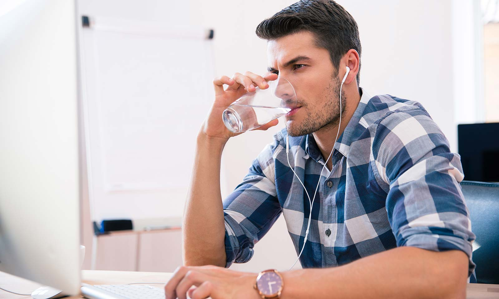 Six Reasons To Drink More Water