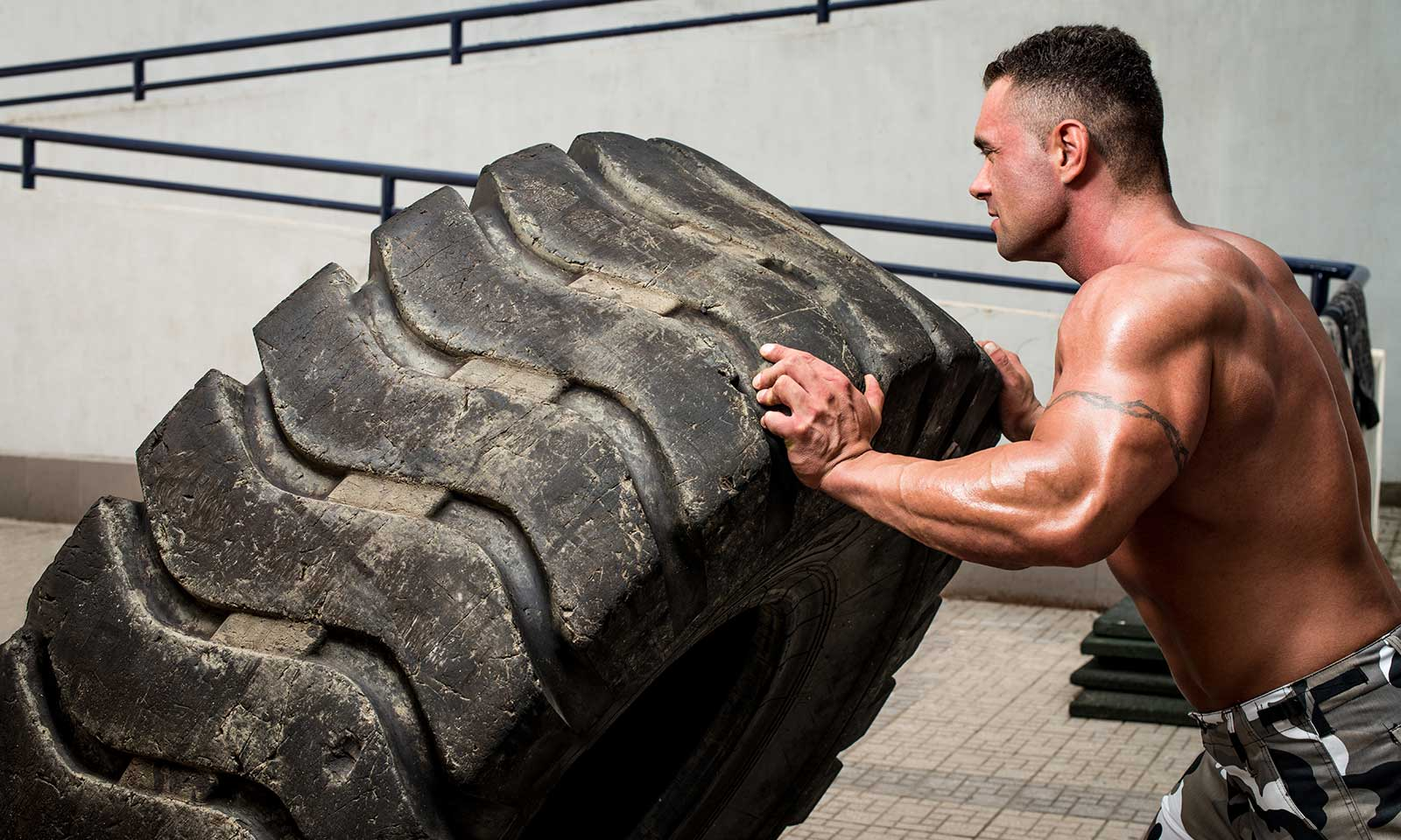 Things You'll Learn From Strongman Training And Competitions