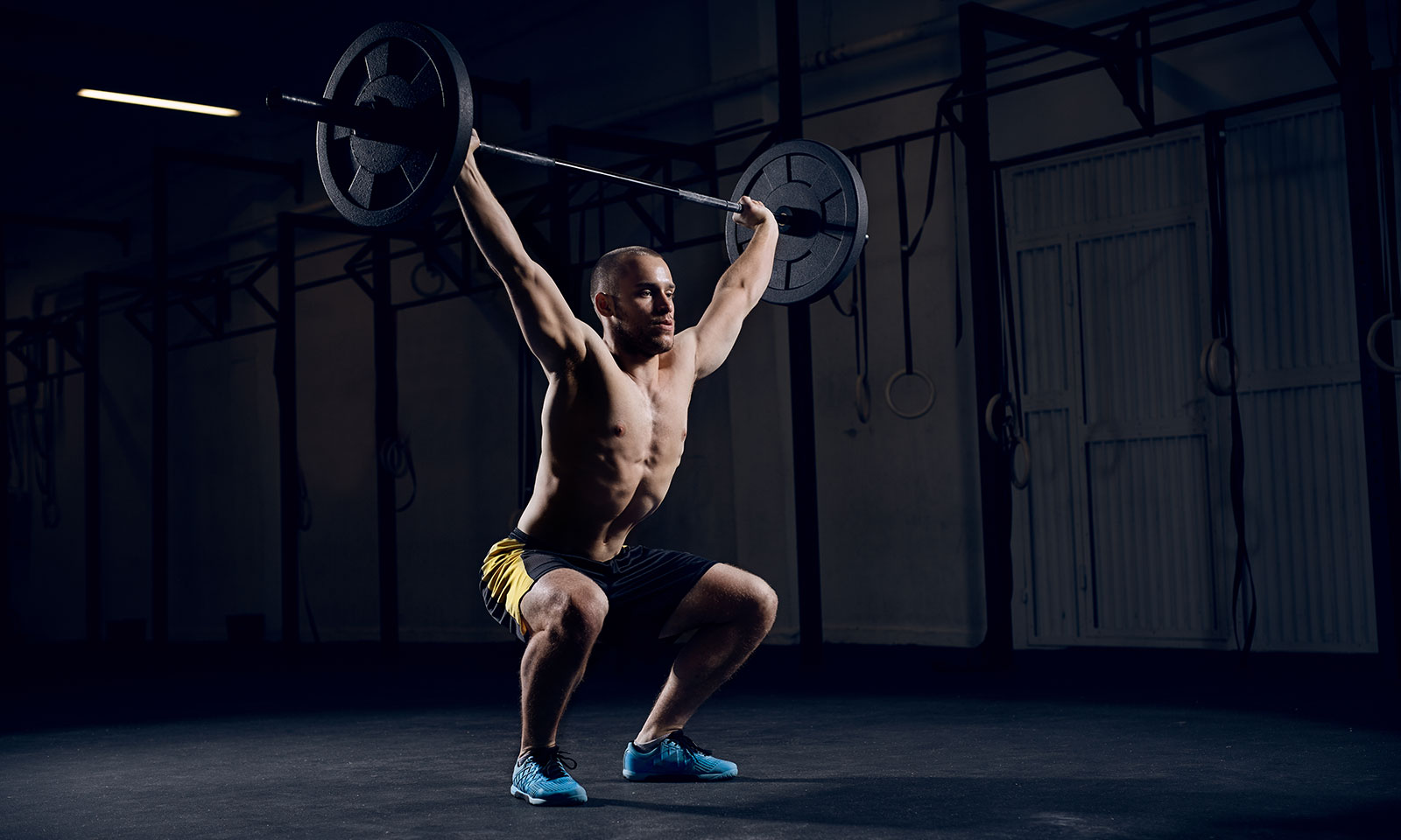 Tips For Improving Your Overhead Pressing