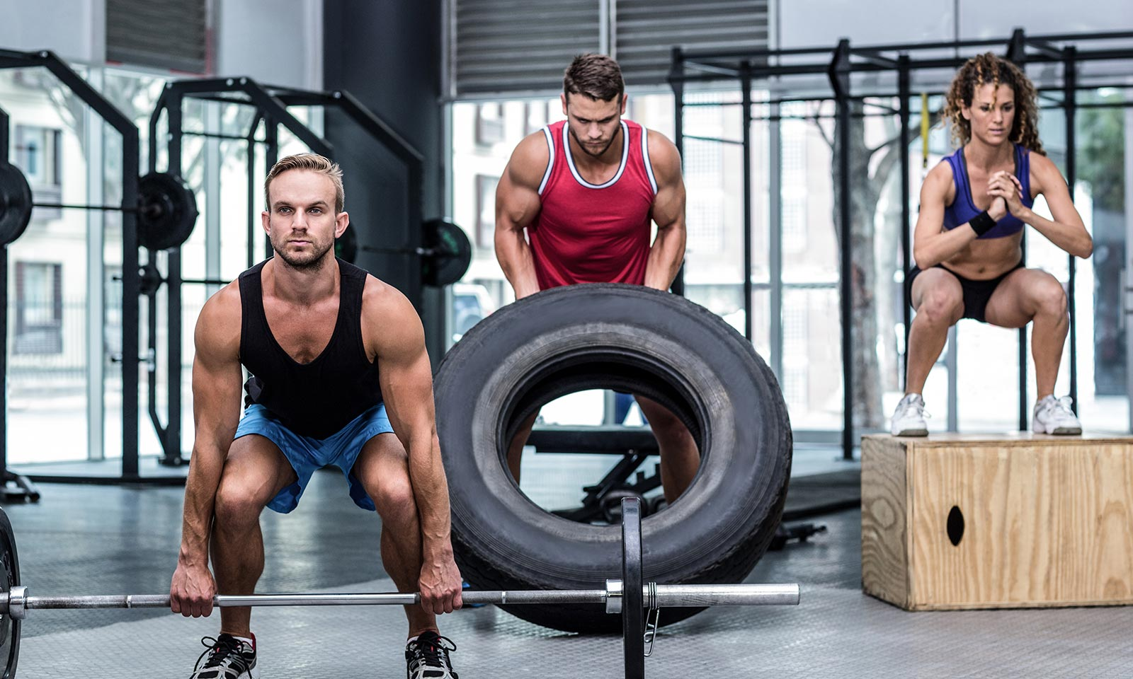 Top 5 Supplements For Crossfit