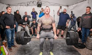 Tony Smith - Canadian Protein Athlete