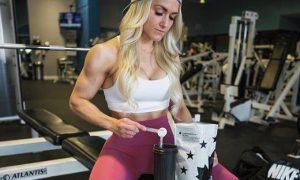 Angela Magyar - Canadian Protein Athlete