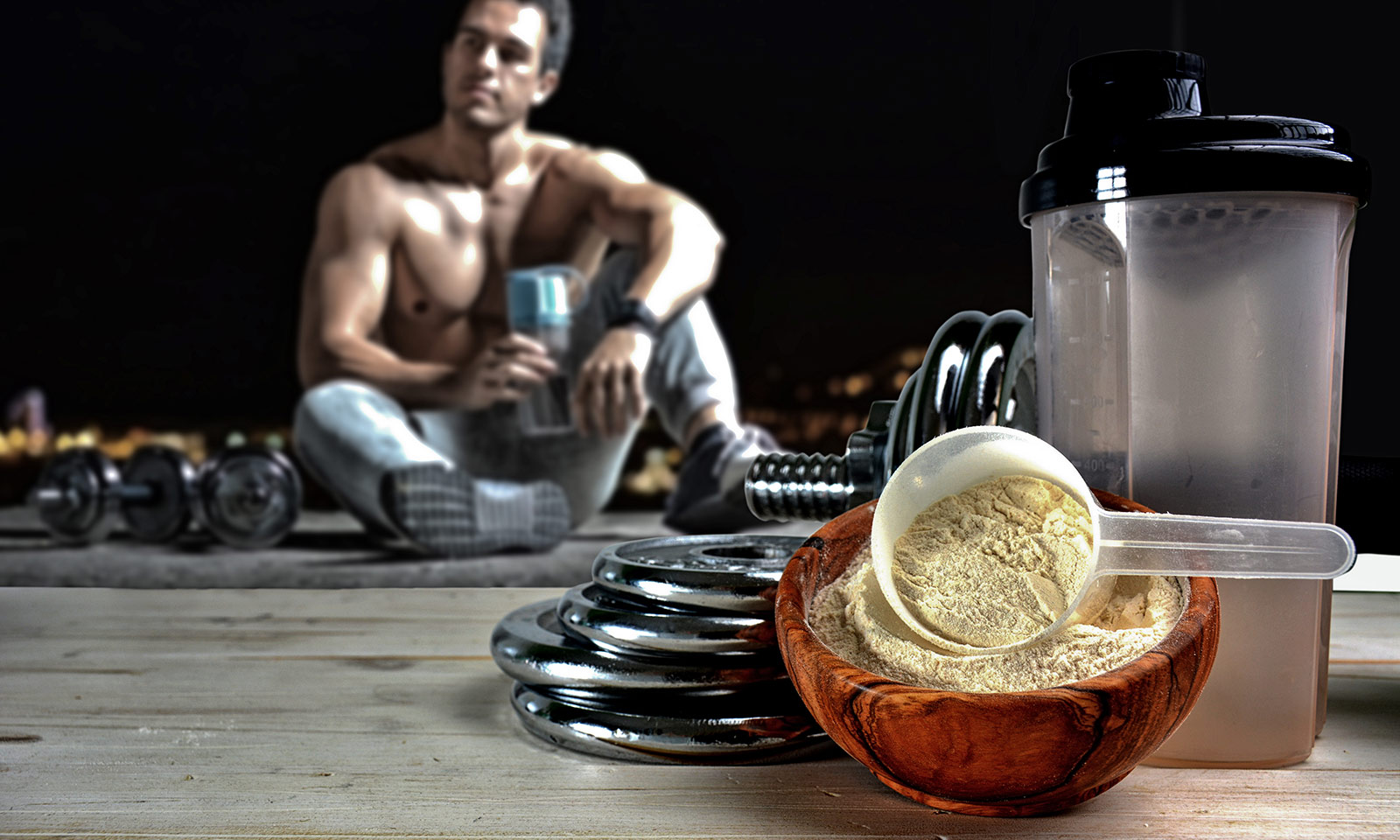 6-supplements-to-get-you-lean-and-shredded